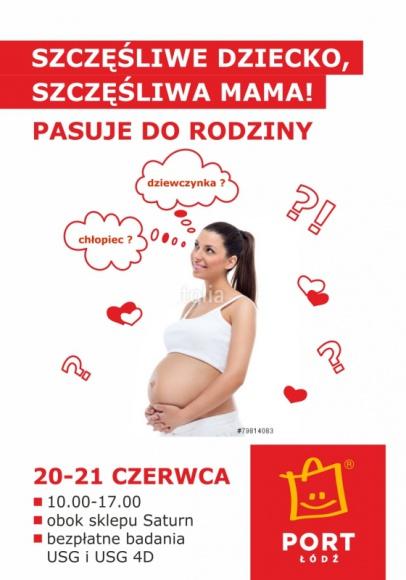 Szczęśliwe mamy w Porcie Łódź