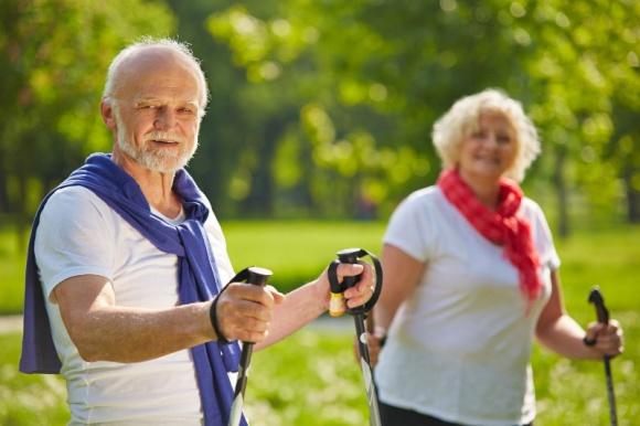 Seniorzy poznali sekret zdrowego starzenia się