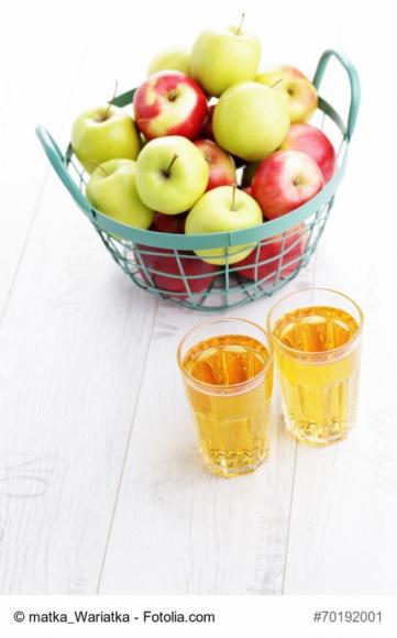 Spożywanie jabłek może pomóc redukować zagrożenie otyłością u dzieci.