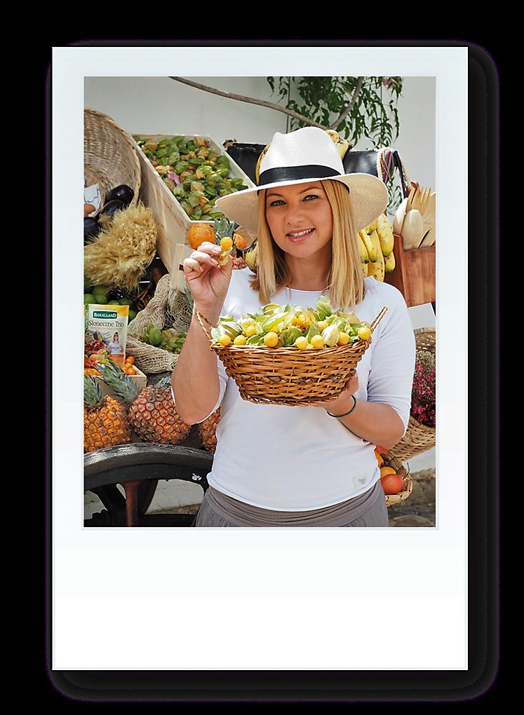 Kasia Bujakiewicz i jej ulubione dania ze Złotymi owocami