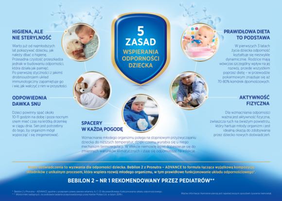 Wszystko, co musisz wiedzieć o odporności niemowląt i małych dzieci