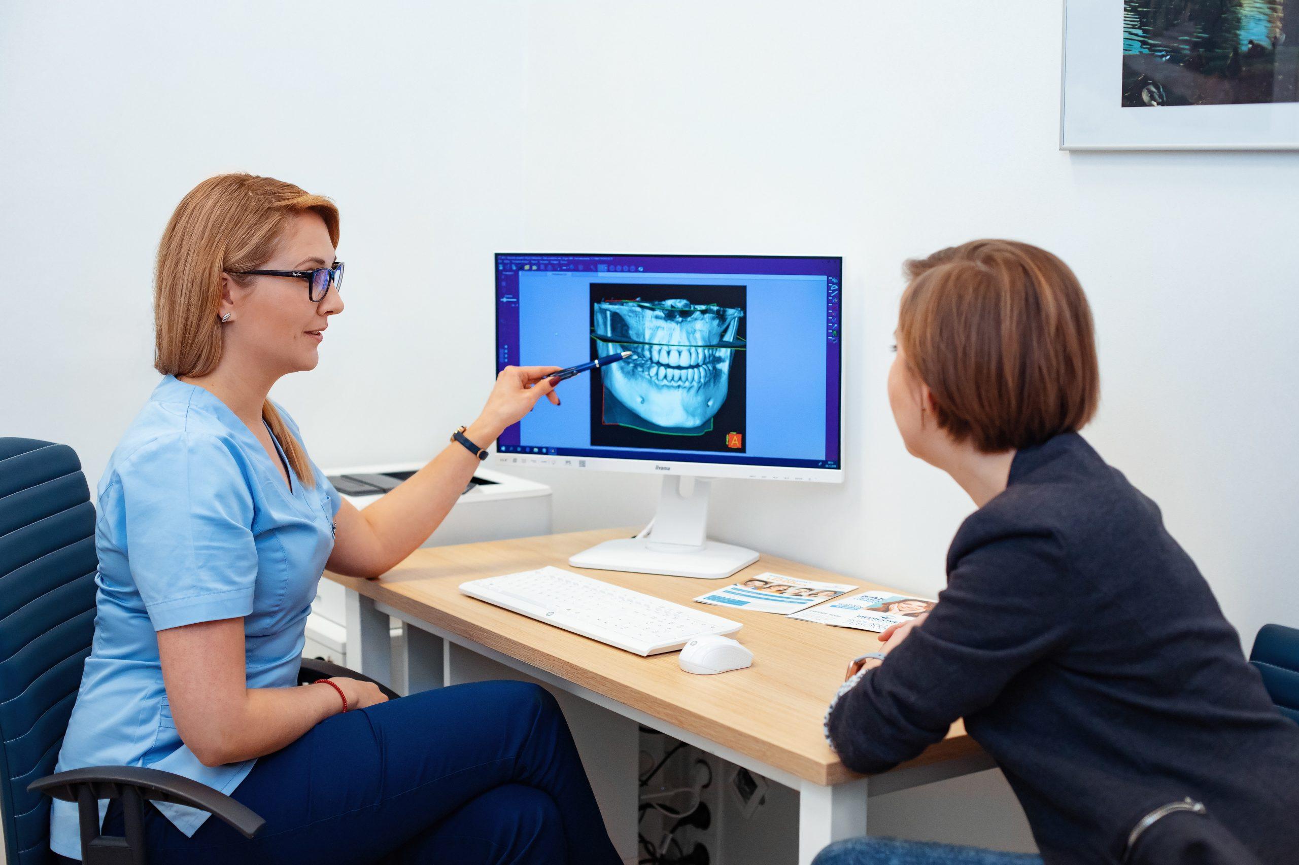 Zeskanuj swój uśmiech – u dentysty!